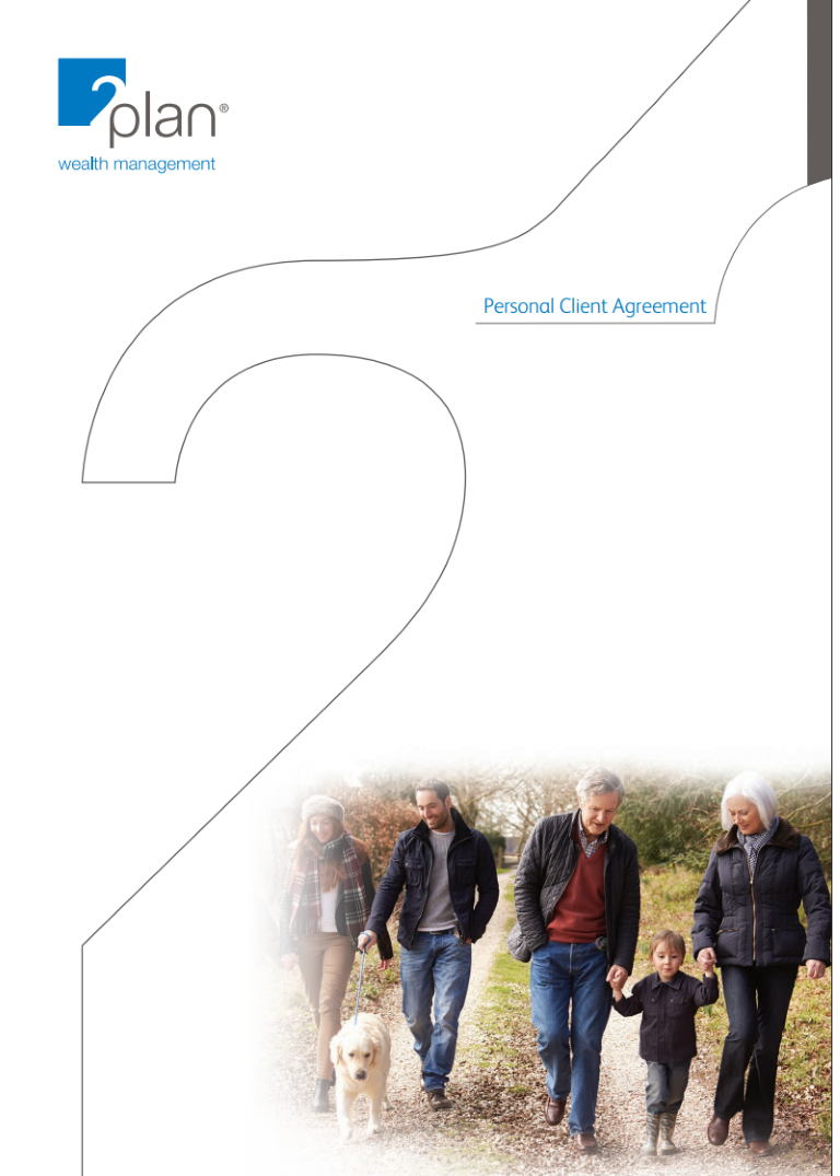 Cover page of the Tailored Wealth Solution PDF